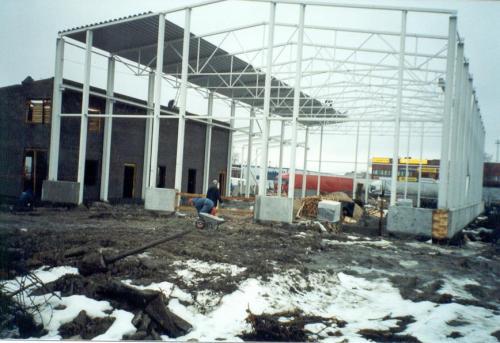 AS Novaforest, repairs workshops