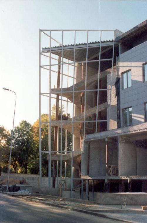Ministry of Finance study building on Lõkke Street